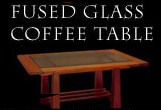Fused Glass Coffe Table