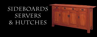 Servers, Sideboards, & Hutches
