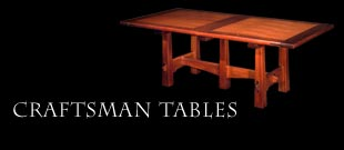 Craftsman Dining Room Tables